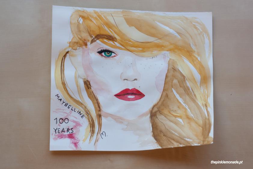 gigi-hadid-maquilhagem-makeup-maybelline-100-years-illustration-marta-alves-the-pink-lemonade-1 4